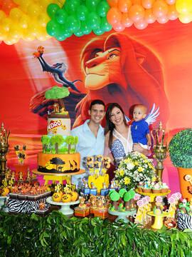 Aniversários de 1 Ano de Pedro em Feira de Santana - Bahia