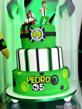 Aniversários de 5 Anos - Pedro Leitão em Reino da folia - Feira de Santana