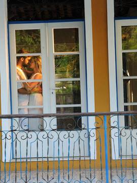 ensaio de noivos de Camila e Diogo em Litoral Norte - Bahia