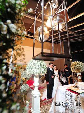 Casamentos de Casamento Cintia e Alexandre em Mansão Cunha Guedes - Salvador - Bahia