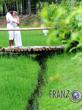ensaio de noivos de Milena e Murilo (ensaio de noivos) em Cachoeira - Bahia