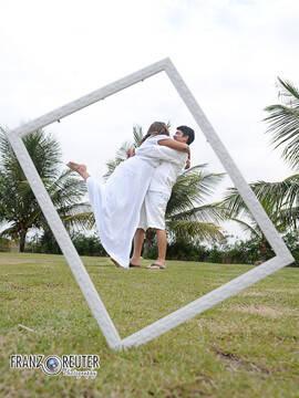 ensaio de noivos de Ensaio de Ada e Sinho em Campestre - Feira de Santana - Bahia