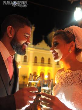 Casamentos de Casamento Murilo e Milena em Igreja Matriz - Feira de Santana