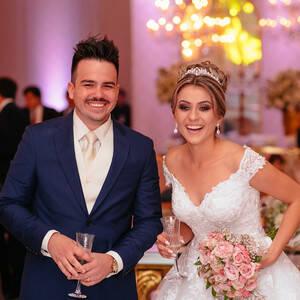 Wedding de Marivani & Silvester