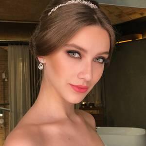 Noivas de Editorial Beleza Fidalga