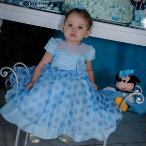FESTA INFANTIL de Valentina 1 aninho