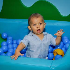 FESTA INFANTIL de Matheus 1 aninho