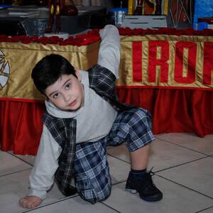 FESTA INFANTIL de Adrian 7 anos