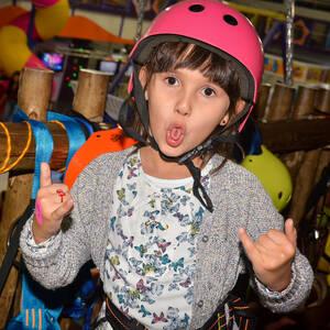 FESTA INFANTIL de Isadora 6 anos