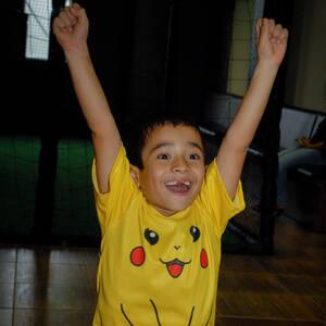 FESTA INFANTIL de Rafael 7 anos