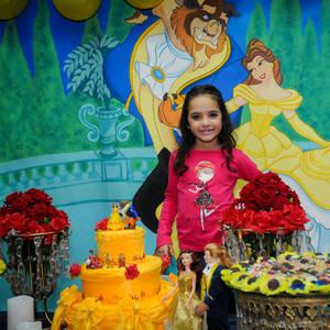 FESTA INFANTIL de Ariadne 7 anos