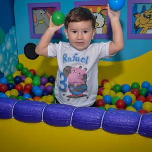FESTA INFANTIL de Rafael 3 anos