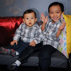 FESTA INFANTIL de Bruno 4 e Eric 1 aninho