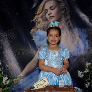 FESTA INFANTIL de Julia 5 anos