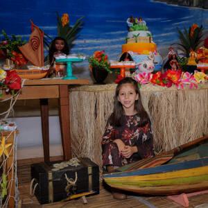FESTA INFANTIL de Mariana 7 anos