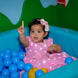 FESTA INFANTIL de Giovanna 1 ano
