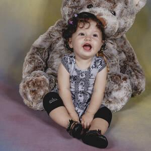 ENSAIO FAMILIA de Ana Paula 11 meses