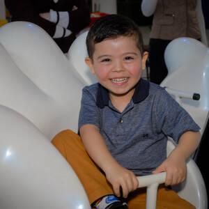 FESTA INFANTIL de Enzo 5 anos