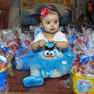 FESTA INFANTIL de Anna Clara 1 ano