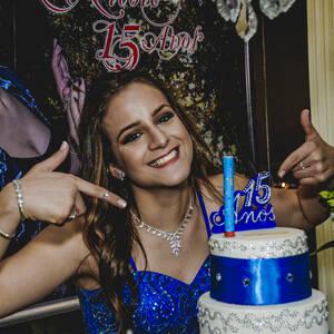 15 ANOS de Nicole 15 anos