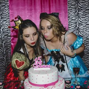 15 ANOS de Rebeca e Raabe 15 anos