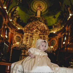 BATIZADO de Manuela, Batizado