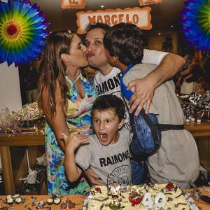 FESTA ADULTO de Marcelo 40 anos