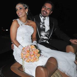 CASAMENTO de Angelica e Paulo
