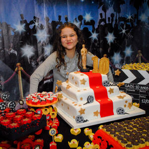 FESTA INFANTIL de Gabriella 10 anos