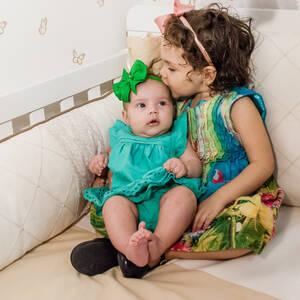 ENSAIO FAMILIA de Ana Clara e Maria Eduarda