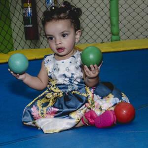 FESTA INFANTIL de Luiza 1 ano