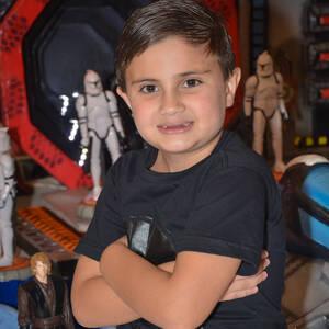 FESTA INFANTIL de Jonathan 7 anos