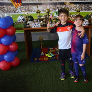 FESTA INFANTIL de Rafael e João 6 anos