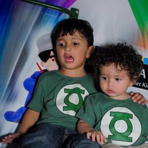 FESTA INFANTIL de Lorenzo 4 anos e Lucca 1 aninho