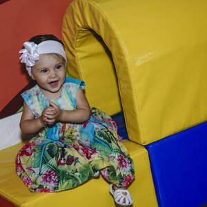FESTA INFANTIL de Ana Clara 1 ano