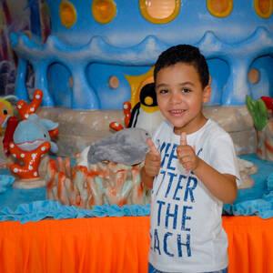 FESTA INFANTIL de Vinicius 6 anos