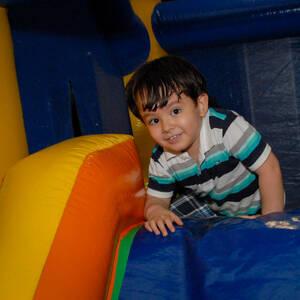 FESTA INFANTIL de Rafael 4 anos