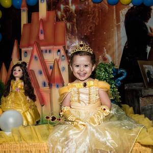 FESTA INFANTIL de Luiza 3 aninhos