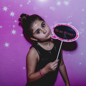 FESTA INFANTIL de Luana 9 anos