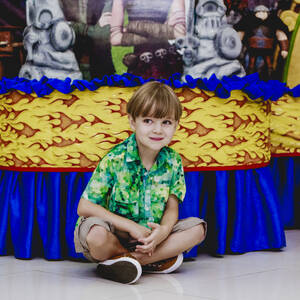 FILMAGEM M. MOMENTOS de Rafael 5 anos