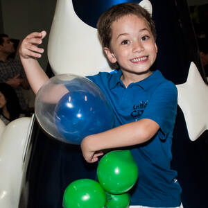 FESTA INFANTIL de Leonardo 7 anos