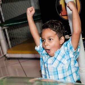FESTA INFANTIL de Thiago 5 anos