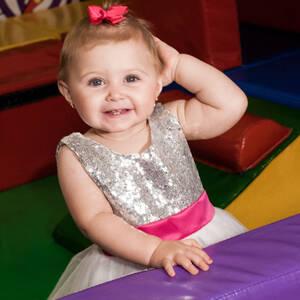 FESTA INFANTIL de Isabella 1 ano