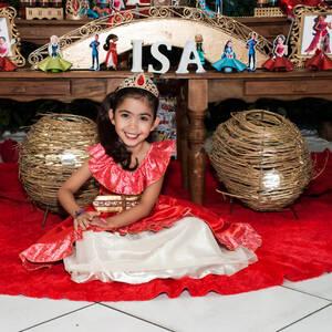 FESTA INFANTIL de Isabela 6 anos