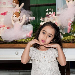 FESTA INFANTIL de Marina 6 anos