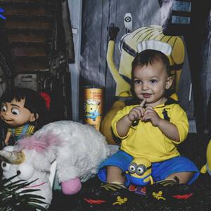 FESTA INFANTIL de João Pedro 1 ano