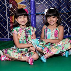 FESTA INFANTIL de Beatriz e Marina 7 anos