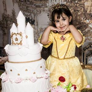 FESTA INFANTIL de Sophia 4 anos