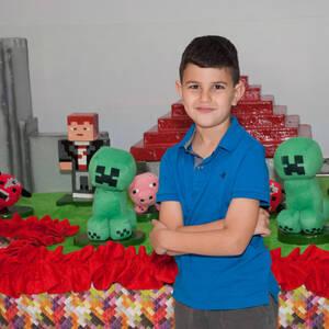 FESTA INFANTIL de Pedro Henrique 7 anos