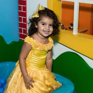 FESTA INFANTIL de Isabella 3 anos
